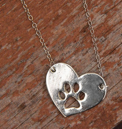 the perfect necklace for animal lovers <3