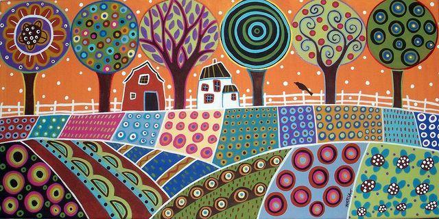Karla Gerard - Disegno con la mia classe