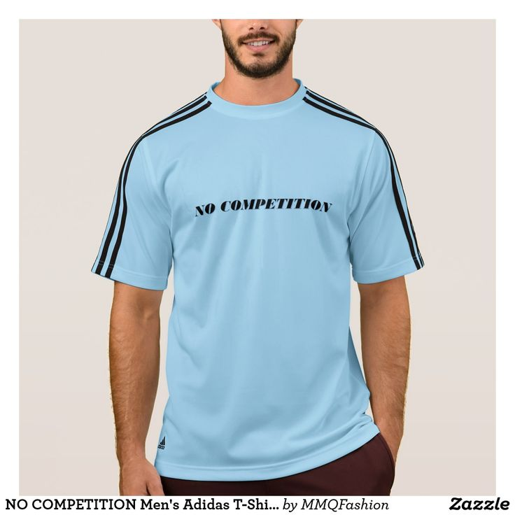 NO COMPETITION Men's Adidas T-Shirt