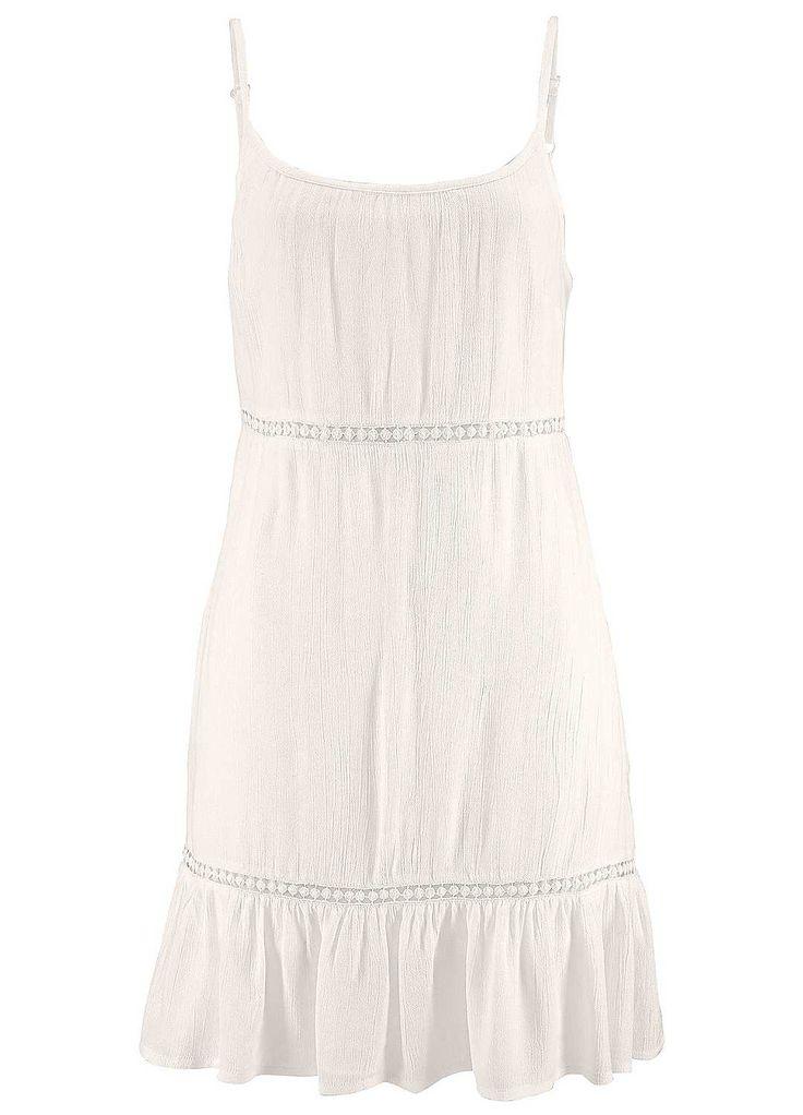 Cream Beach Dress by Buffalo London