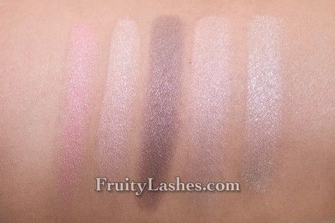 Dior Spring 2013 Cherie Bow Collection Swatches Review