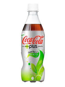 Coca-Cola Plus Catechin