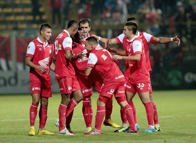 Santa Fe se complicó y no pudo vencer a un combativo Zamora en El Campín
