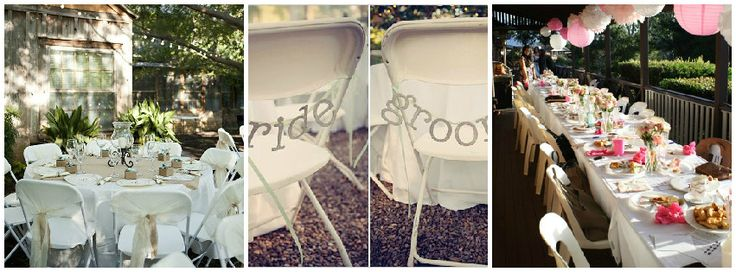 M s de 25 ideas incre bles sobre sillas de pl stico en for Sillas de plastico para jardin