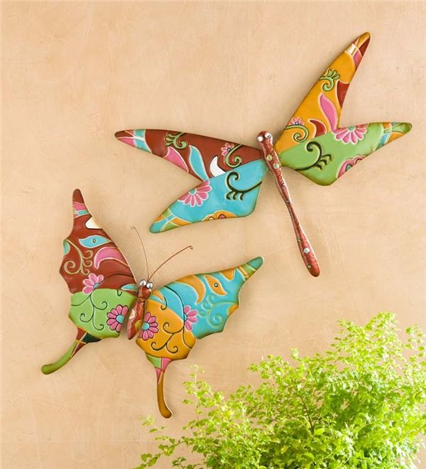 112 best wall decor images on Pinterest   Dragon flies, Dragonflies ...