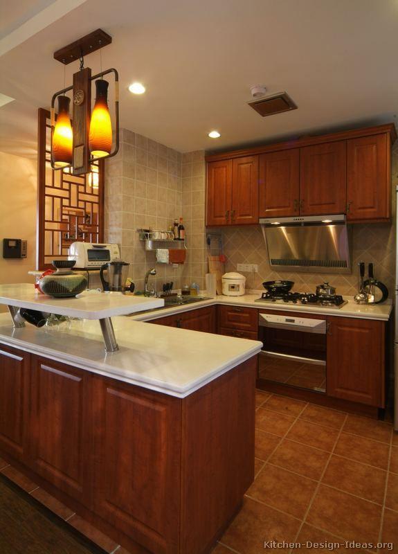 Asian Kitchen Design Classy Design Ideas