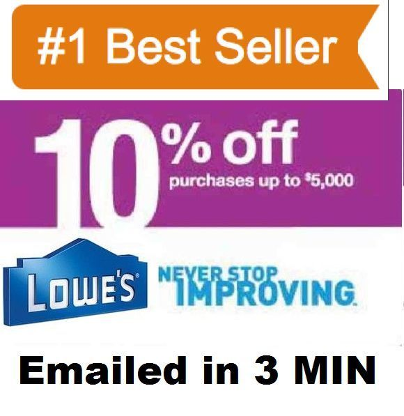 graphic about Lowes 10% Printable Coupon referred to as Lowes coupon 10 off : I9 sports activities coupon