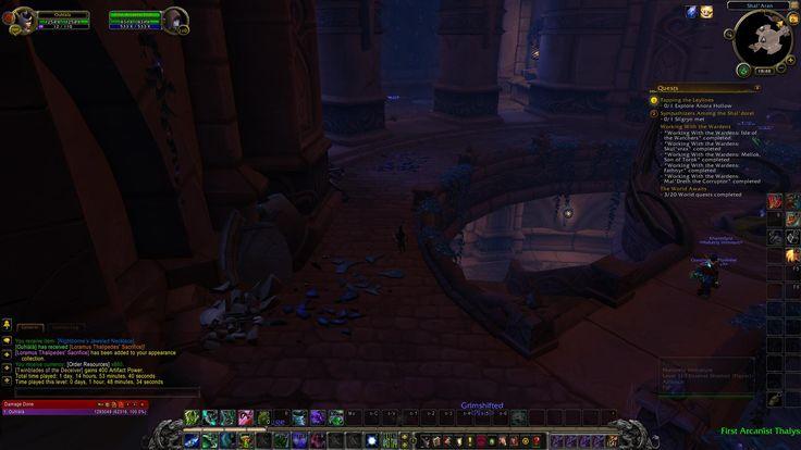 I guess i'm a Demon Hunter main now... #worldofwarcraft #blizzard #Hearthstone #wow #Warcraft #BlizzardCS #gaming