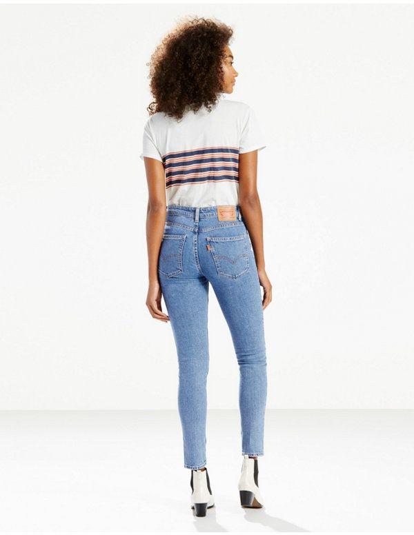 Orange Tab 721 Vintage High Rise Skinny Jeans