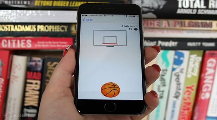 How to Play the Hidden Basketball Game Inside Facebook Messenger