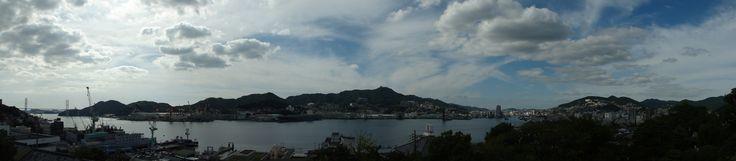 Nagasaki (panorama)