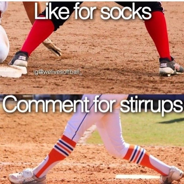 Comment And Let Us Know What Kind Of Sock You Wear B Ramsports Velopro Softball Training Softball Quotes Softball Rules