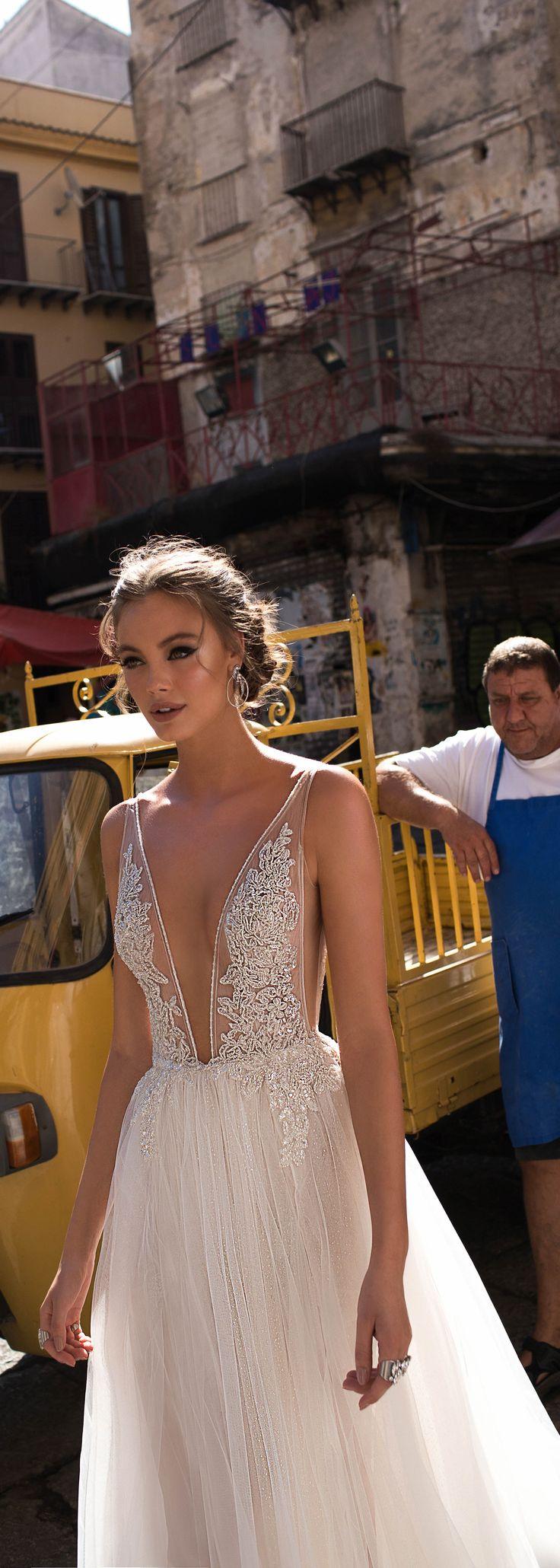 MUSE by Berta Sicily Wedding Dress Collection|#BERTA#WeddingDress#BridalGown#Bride
