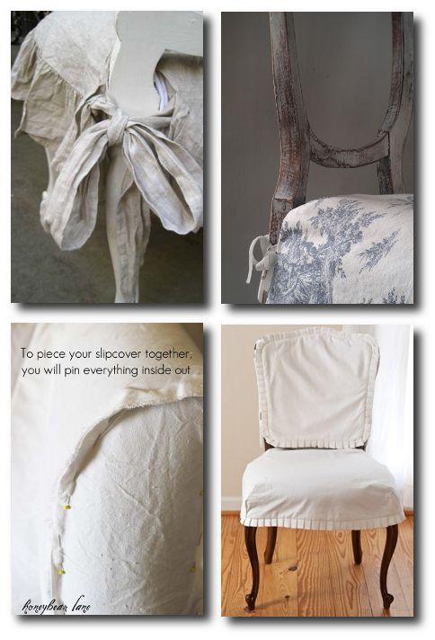 247 Best Slipcovers Images On Pinterest Slipcover Chair