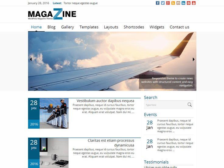 587 best WordPress Themes images on Pinterest