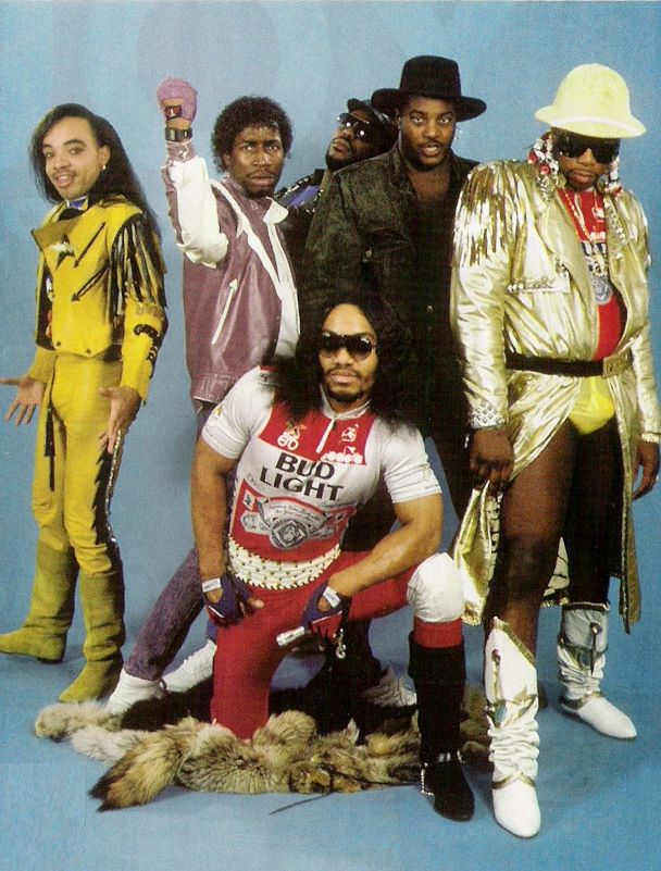 """Grandmaster Flash and the Furious Five, influential hip hop group composed of 1 DJ (Grandmaster Flash) and 5 rappers (Melle Mel, Kidd Creole, Cowboy, Mr. Ness/Scorpio, and Rahiem). The group's use of turntablism, break-beat deejaying, choreographed stage routines and lyricism was a significant force in the early development of hip-hop music. Their hit """"The Message"""", is among the most influential hip hop songs ever, and they were the 1st hip hop group inducted into the Rock & Roll Hall of…"""