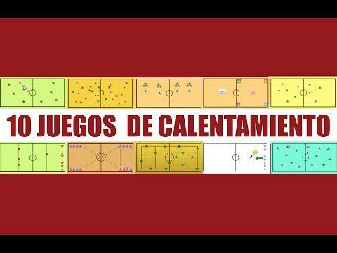 EL PANTANO - Juegos Educación Física - YouTube