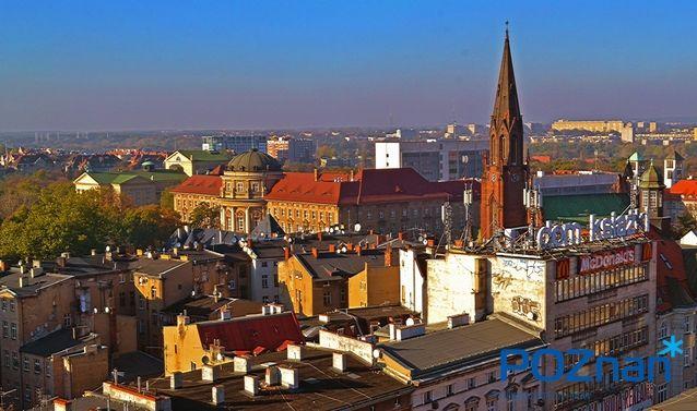 Poznan Poland, [fot. M. Kolasa]