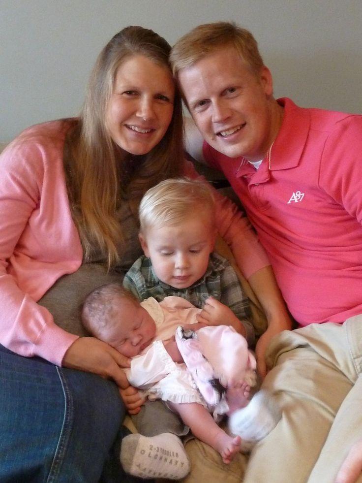 Priscilla Waller (Anna Duggar's sister) welcomed her first little girl yesterday