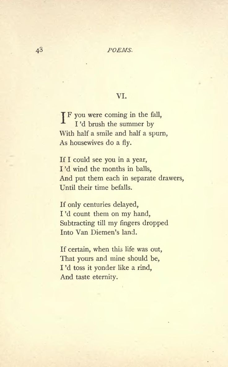 Page:Emily Dickinson Poems (1890).djvu/56 - Wikisource, the free online library
