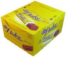 cadbury flake 50 x 30g box