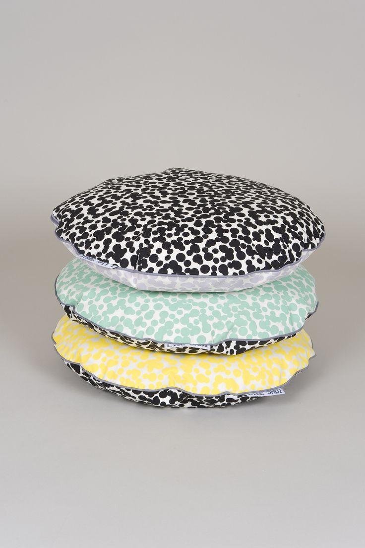 Studio LileSadi – Chair pads _DOTS