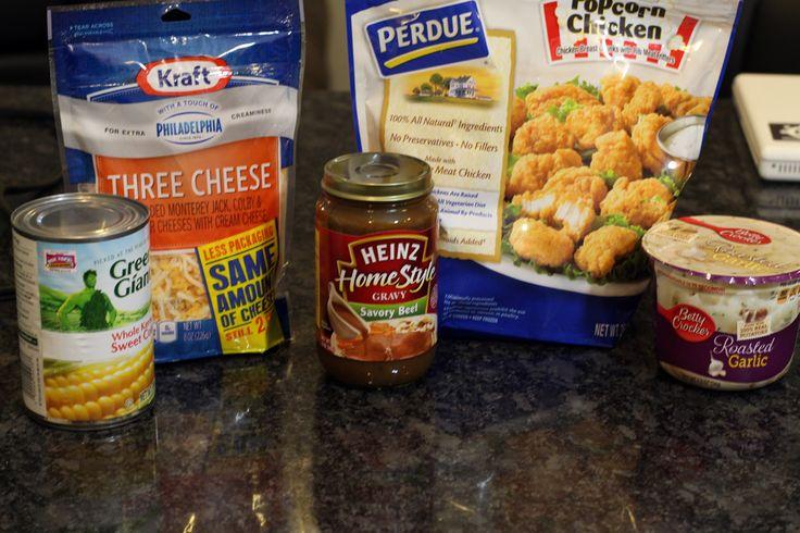 Kfc Famous Bowl Main Dishes Kfc Famous Bowl Dinner Recipes Chicken Recipes