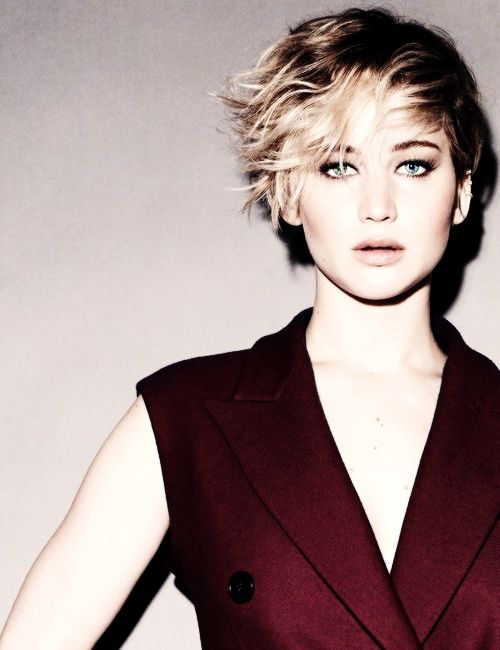 Jennifer Lawrence.. i want to be her
