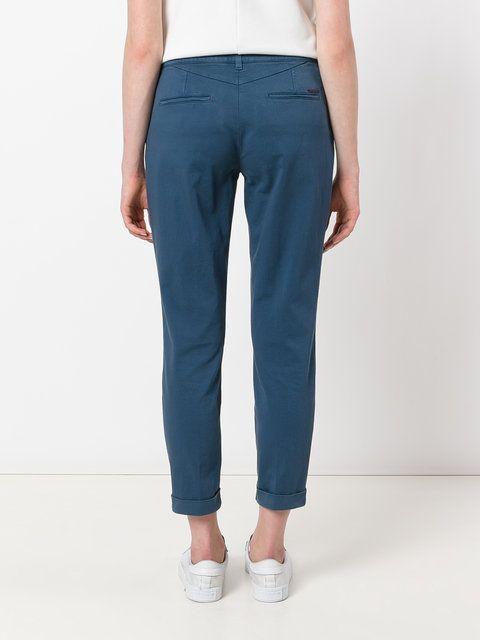 Jacob Cohen зауженные укороченные джинсы