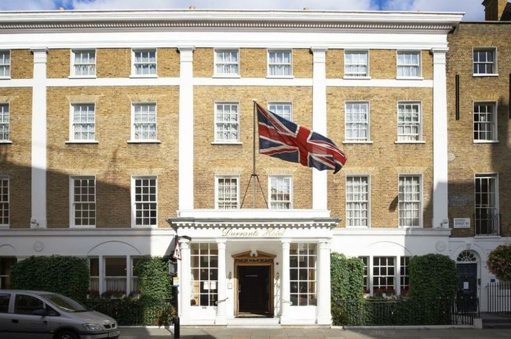 Durrants Hotel - London, United Kingdom - 92 Rooms - Savoir Beds