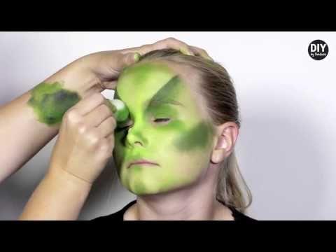 DIY by Panduro | Halloween make up, heks