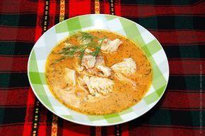 Суп из окуня - рыбный суп какавия из рыбы со сливками
