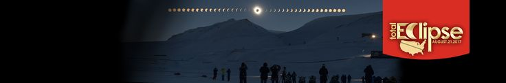 On Monday, August 21, 2017, all of North America will be treated to an eclipse of the sun. Anyone within the path of totality can see one of nature's most awe-inspiring sights - a total solar eclipse. This path, where the moon will completely cover the sun and the sun's tenuous atmosphere - the corona - can be seen, will stretch from Lincoln Beach, Oregon to Charleston, South Carolina. Observers outside this path will still see a partial solar eclipse where the moon covers part of the sun's…