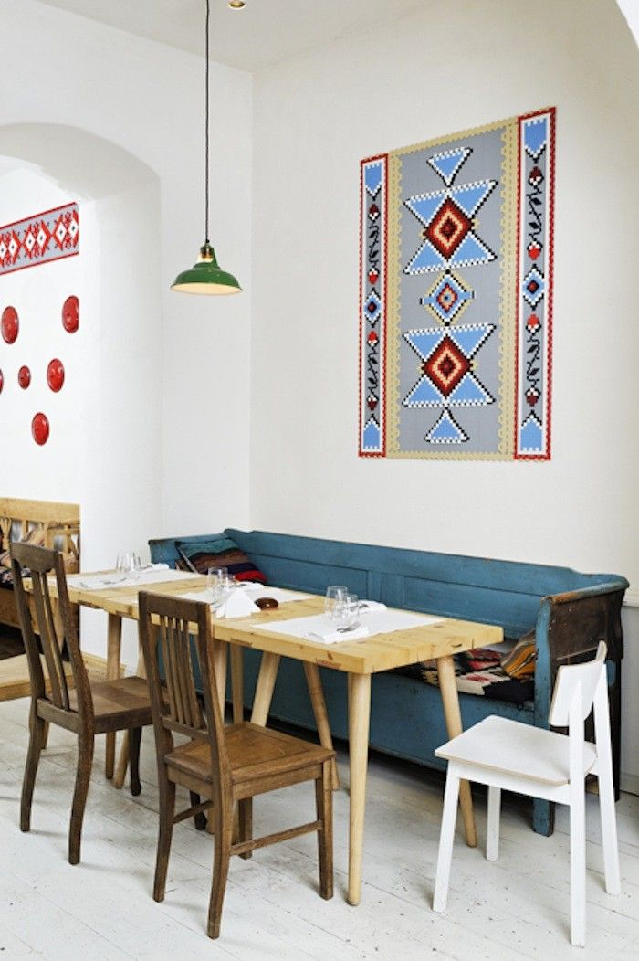 Romanian Rustic Meets Nordic Modern at Lacrimi St Sfiniti in Bucharest