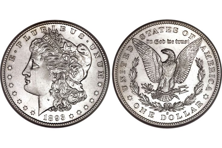 All about Morgan Silver Dollars