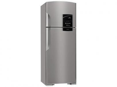 Geladeira/Refrigerador Continental Frost Free - Duplex 445L Inox RFCT 520 com as…