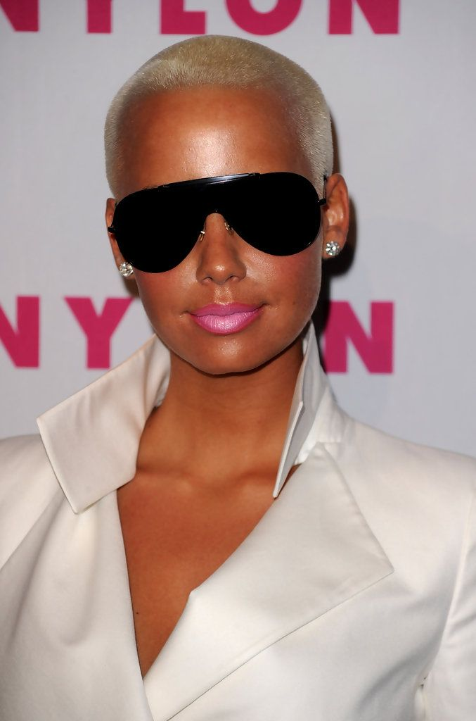 Smart Amber Rose ...Plushy wet lips... She is an American model, recording artist, actress and socialite.