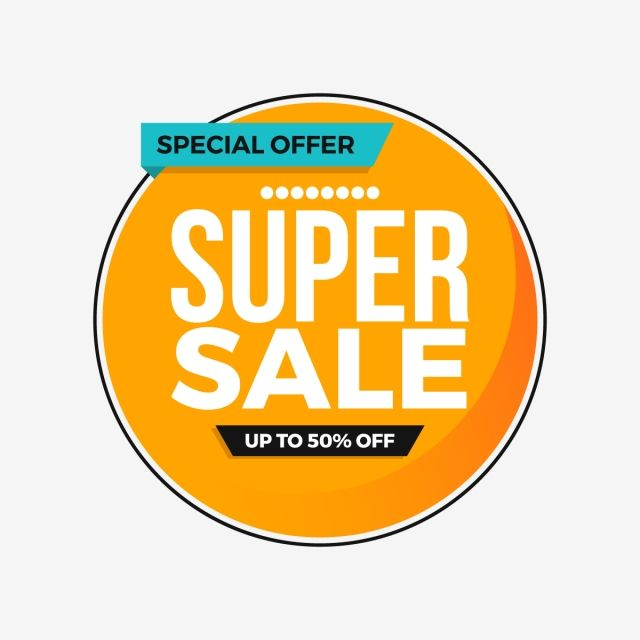Super Sale Special Offer Label Tag Template In Circle Style Ribbon Vector Tag Png And Vector With Transparent Background For Free Download Tag Template Super Sale Label Tag
