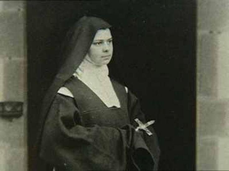 Canonización de la Hermana Isabel de la Trinidad, Carmelita Descalza de Dijon, Francia