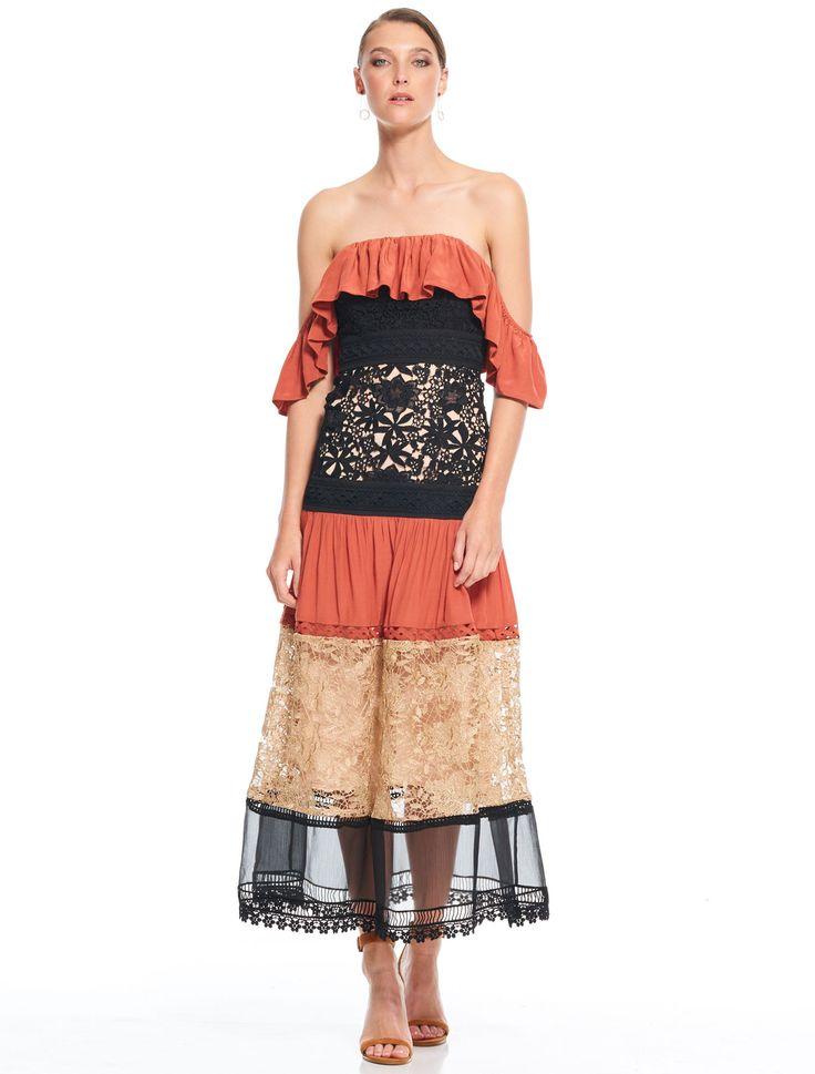 Talulah - Mixed Emotions Maxi Dress