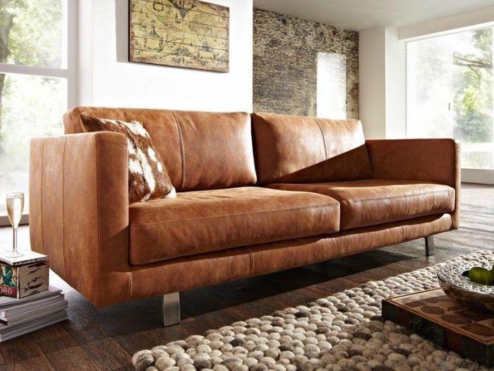 25 beste idee n over bruine bank inrichting op pinterest woonkamer bruin bruine bank - Kleur trend salon ...