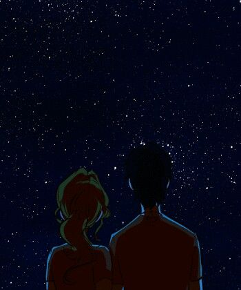 If nothing else, at least the stars are ours to share....