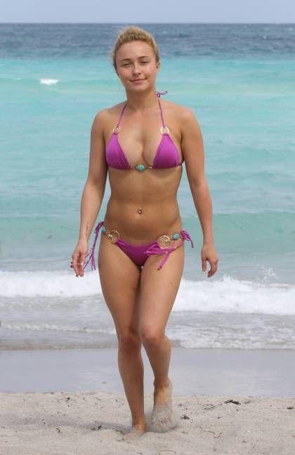 Hayden panettiere bikini lingerie and sleepwear pinterest sexy