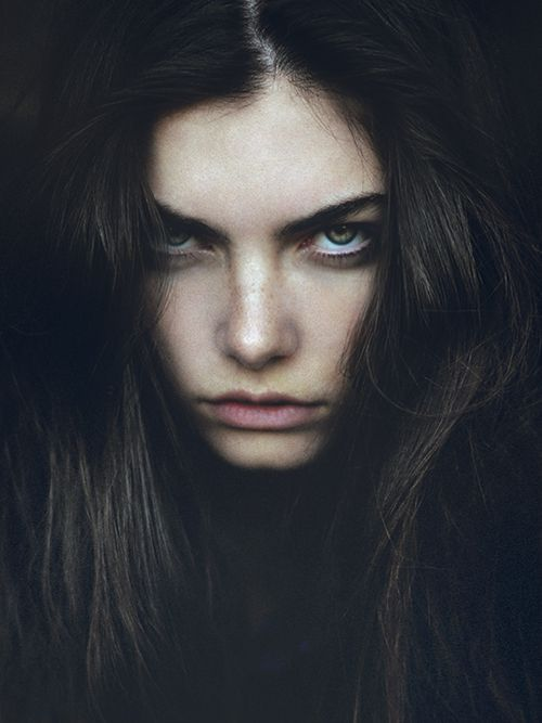 Suddenly her eyes changed. All of those ninja noticed. Before they were bright beautiful blue. But now they were slowly changing to a viciously dark color.  all of them were confused. But carmella knew exactly what she was doing and she didn't like it.