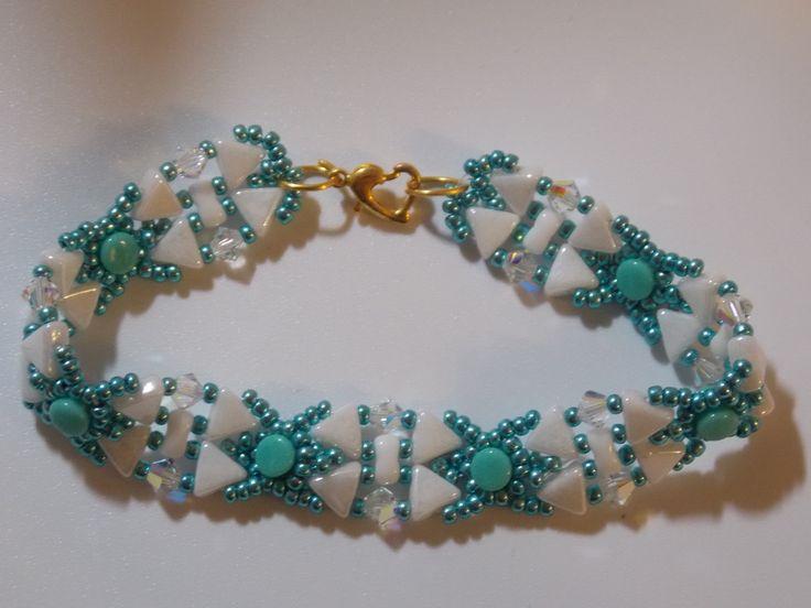 ravissant bracelet Maelle : Bracelet par creation-de-lily