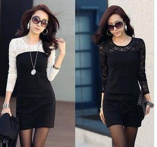 Business Casual Dress from Aliexpress