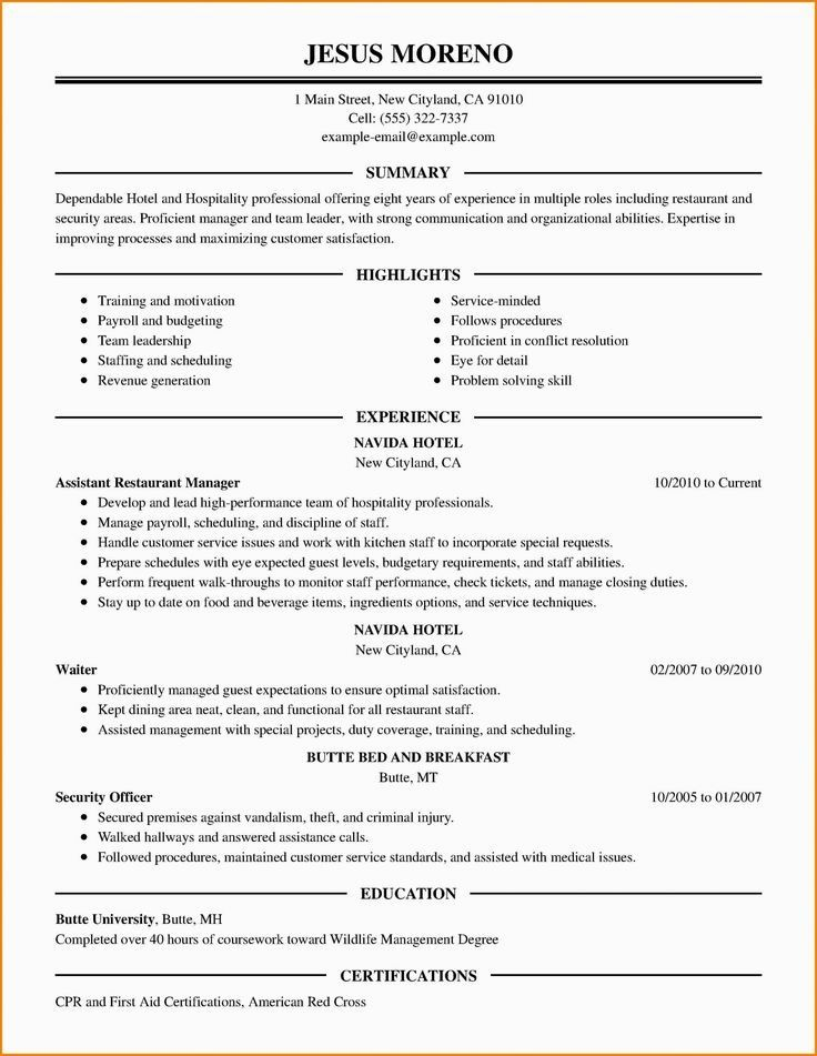 Resume Examples Over 40 Examples Resume Resumeexamples Resume Resume Examples For Good Resume Examples Resume Examples Customer Service Resume Examples