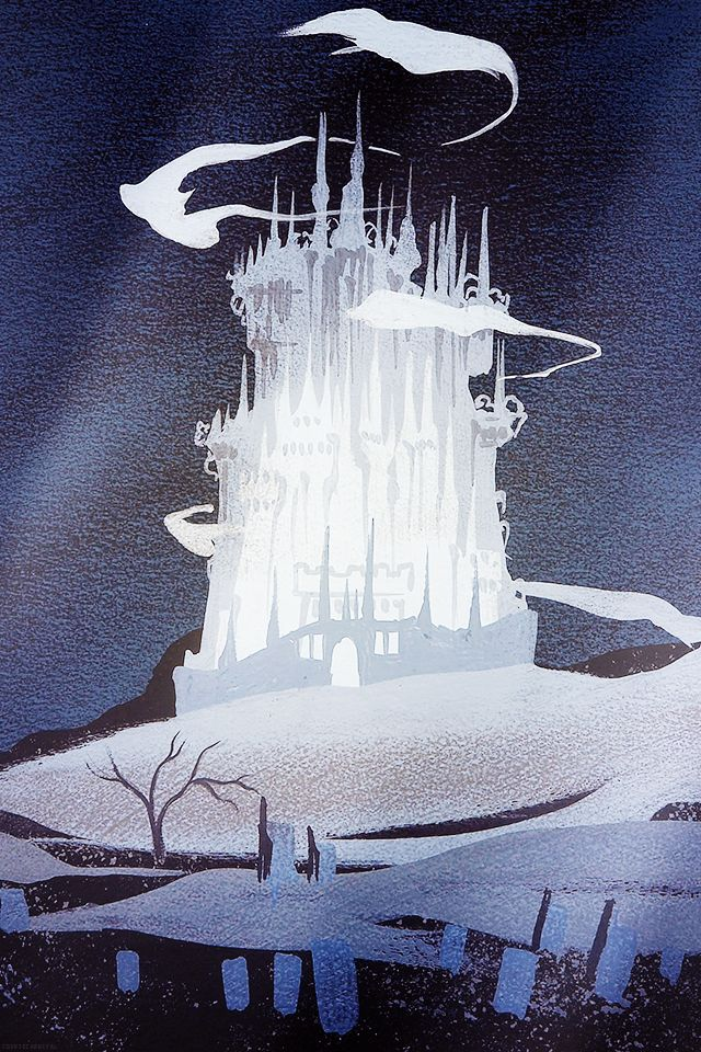 Stunning Mary Blair concept work for Cinderella