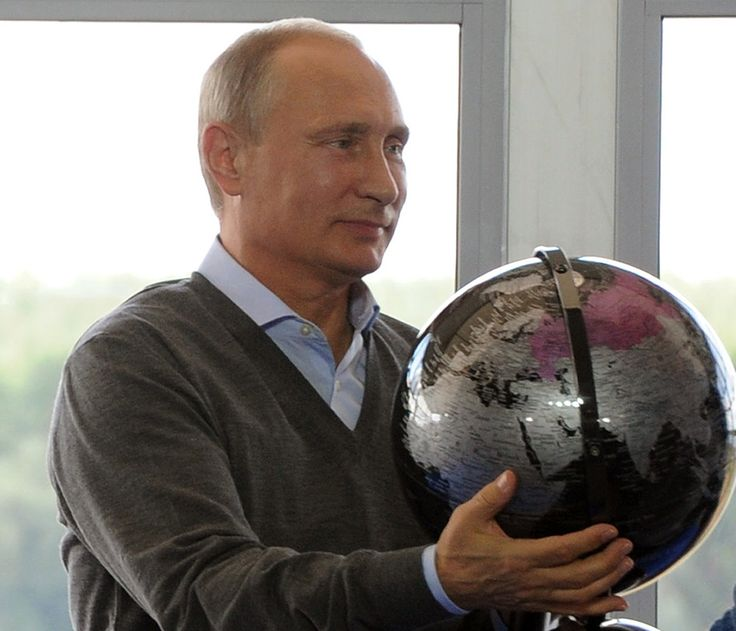 Happy Birthday, Mr President! Vladimir Putin's Most Unusual Presents