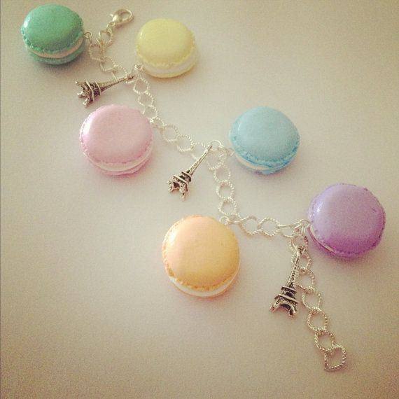 Polymer Clay Charm Bracelet: 1000+ Images About Polymer Clay On Pinterest